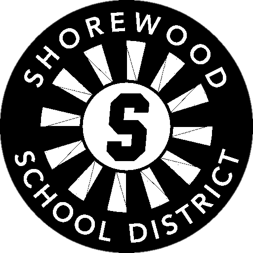 Logo of the Shorewood School District