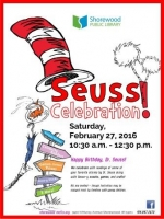 Time for a Seuss-sational Saturday
