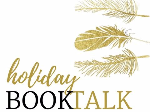 2018 Holiday Book Talk Preview