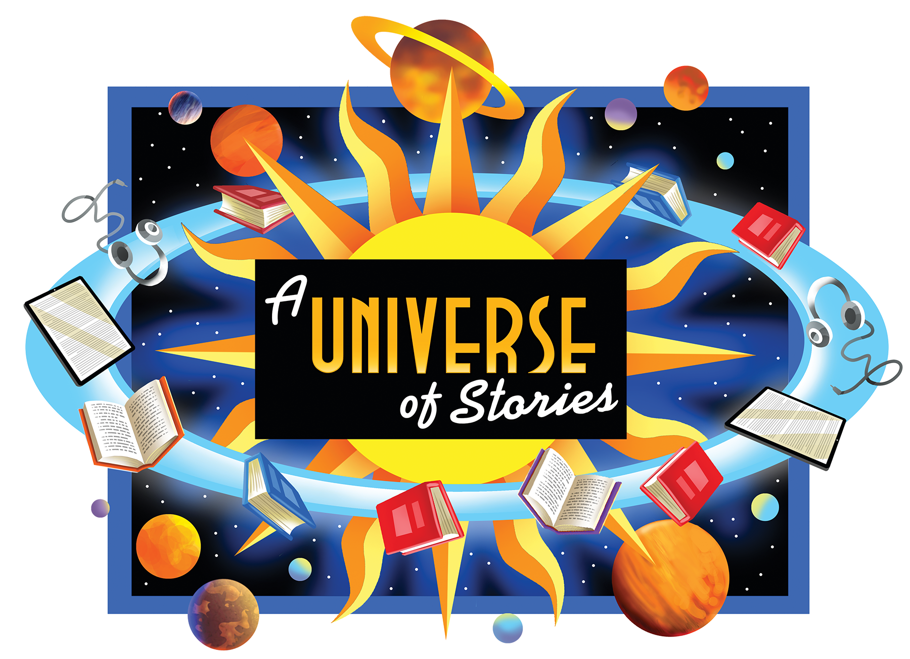 This Summer Explore A Universe of Stories